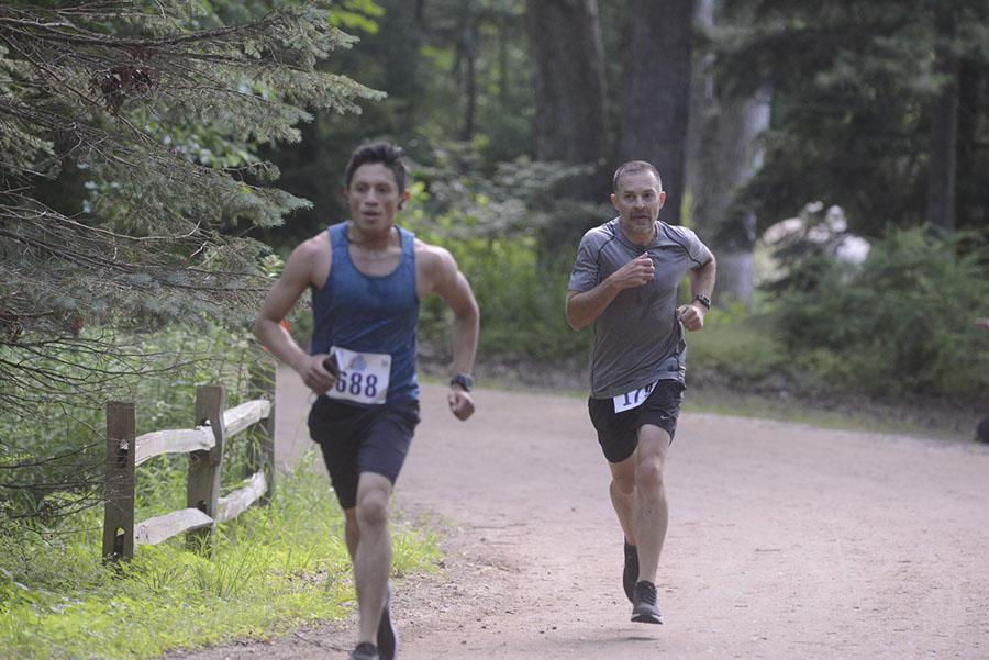 RunnersTwo Men