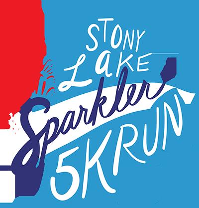 Stony Lake Sparkler 5K Run